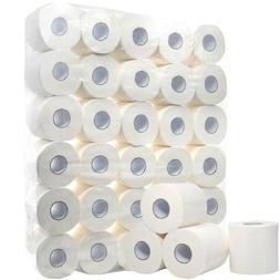 Soft 4 Ply Toilet Paper Extraction Bath Tissue Bathroom Hous