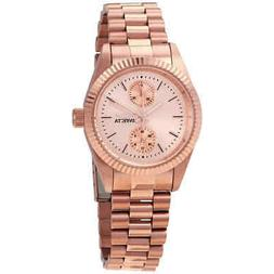 Invicta Specialty Rose Gold Dial Ladies Watch 29450