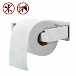 Stainless Steel Self Adhesive Tissue Holder Bathroom Toilet