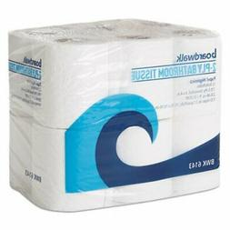 Boardwalk Standard 2-Ply Toilet Paper, 96 Rolls/CT