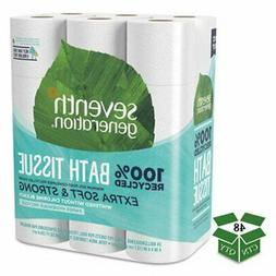 Seventh Generation Standard 2-Ply Toilet Paper Rolls, 48 Rol