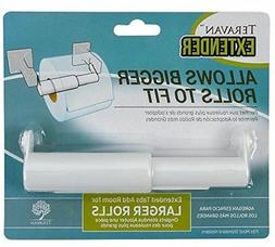 Teravan Standard Extender For Larger Toilet Paper Rolls
