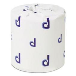 Soft & Strong Two-Ply Toilet Paper Tissue White 264 Sheets/R