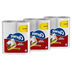 Charmin Ultra Strong Toilet Paper, 18 Super Mega Rolls