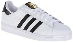 adidas Originals Men's Superstar Casual Sneaker, White/Core
