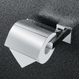 KES SUS 304 Stainless Steel Toilet Paper Roll Holder with Co
