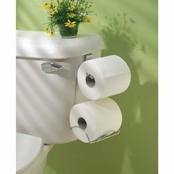 Tissue Holder Toilet Paper Storage Organizer Bathroom Rack C