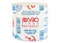 Toilet Paper 4 rolls - 260 metrs camping tight and strong