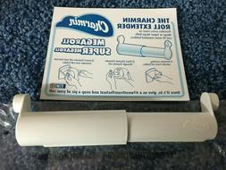 Charmin toilet paper extend a roll extender for mega roll &