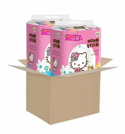 Hello Kitty toilet paper flower 100 % wood pulp 4-ply 48 Rol