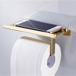 Fyore Toilet Paper Holder Storage SUS304 Stainless Steel Hea