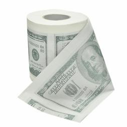 Toilet Paper Mix Wood Pulp Facial Tissue One Hundred Dollar