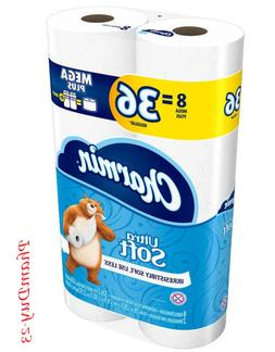 Charmin Toilet Paper Roll Bath Tissue Charmin Ultra Soft 8,