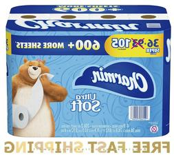 Charmin Toilet Paper Roll Bath Tissue Charmin Ultra Soft 36