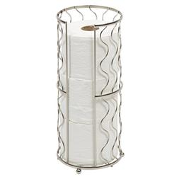 Richards Homewares Toilet Paper Storage Reserve - Free Stand