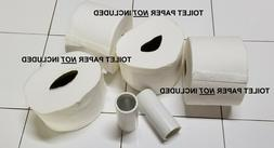 Toilet Paper Tissue RollFIT-RITE  Inserts for Crushed or D
