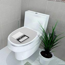 Toilet Seat Wall Stickers Paper Note Book Pen USB Box Packag