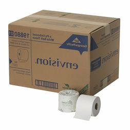 Georgia Pacific Envision Toilet Tissue, 2-Ply, 550 Sheets, 1