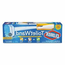 Clorox Toilet Wand Disposable Toilet Cleaning KitHandle Cadd