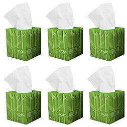 Caboo Tree Free Bamboo Facial Tissue Paper, Eco Friendly Hyp