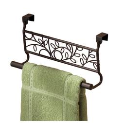 InterDesign Twigz Over-the-Cabinet Kitchen Dish Towel Bar Ho