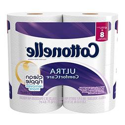 Cottonelle Ultra Comfort Care Toilet Paper, Double Roll Econ