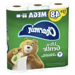 Charmin Ultra Gentle Toilet Paper, 30 Mega Rolls With Free S