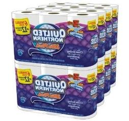 Quilted Northern Ultra Plush, Double Rolls, 72 Count