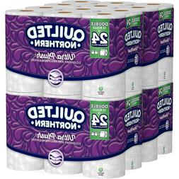 Quilted Northern Ultra Plush Bath Tissue 24,48,96 Double Rol