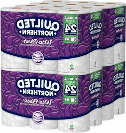 Quilted Northern Ultra Plush 3-Ply Toilet Paper 48Pack Doubl