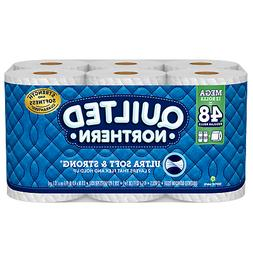 Quilted Northern Ultra Soft & Strong Bath Tissue 12 Mega Rol