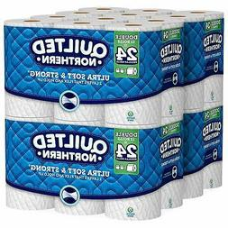 Quilted Northern Ultra Soft & Strong Toilet Paper, 12 Count,