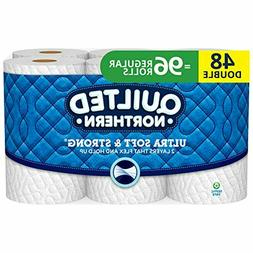 Quilted Northern Ultra Soft and Strong Toilet Paper, Double