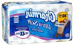 Charmin Ultra Soft Bathroom Tissue 30 Jumbo Rolls