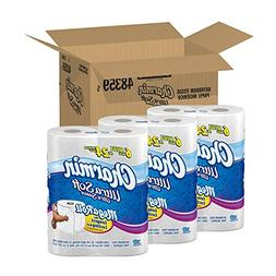 Charmin Ultra Soft, Mega Rolls, 6 Count Packs  18 Total Roll