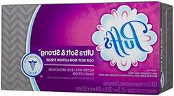 Puffs Ultra Soft & Strong Facial Tissues - 124 ct