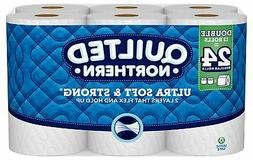 Quilted Northern Ultra Soft  Strong Toilet Paper, 12 Double