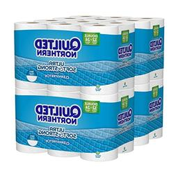 Quilted Northern Ultra Soft & Strong Toilet Paper, 48 Doub