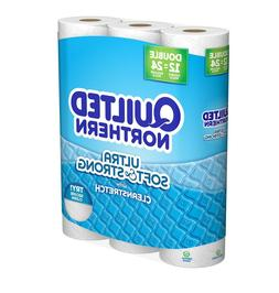 Quilted Northern Ultra Soft and Strong Toilet Paper, Bath Ti