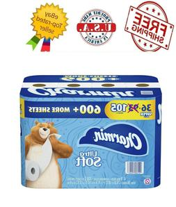 Charmin Ultra Soft Toilet Paper .