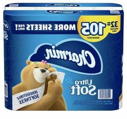 Charmin Ultra Soft Toilet Paper 32 Super Plus Roll, 218 Shee