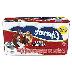 Charmin Ultra Strong Bathroom Tissue 2-Ply White 154 Sheets/