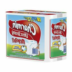 Charmin Ultra Strong, Mega Rolls, 6 Count Pack  18 Total Rol
