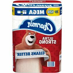 Charmin Ultra Strong Toilet Paper 30 Mega Roll *BEST PRICE