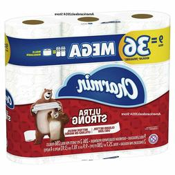Charmin Ultra Strong Toilet Paper - 8 OR 32 Mega Rolls Bathr