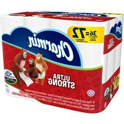 Charmin Ultra Strong Toilet Paper Double Rolls, 154 sheets,