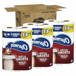 Charmin Ultra Strong Toilet Paper, Family Mega Roll 5x More