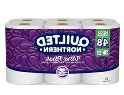 Quilted Northern Ultra Toilet Bathroom Tissue Mega Roll, 3-P
