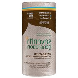 Seventh Generation Unbleached Paper Towels 100% Recycled Pap