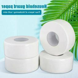 US 6 Roll Toilet Paper Jumbo Toilet Roll 4-Ply Tissue Soft B